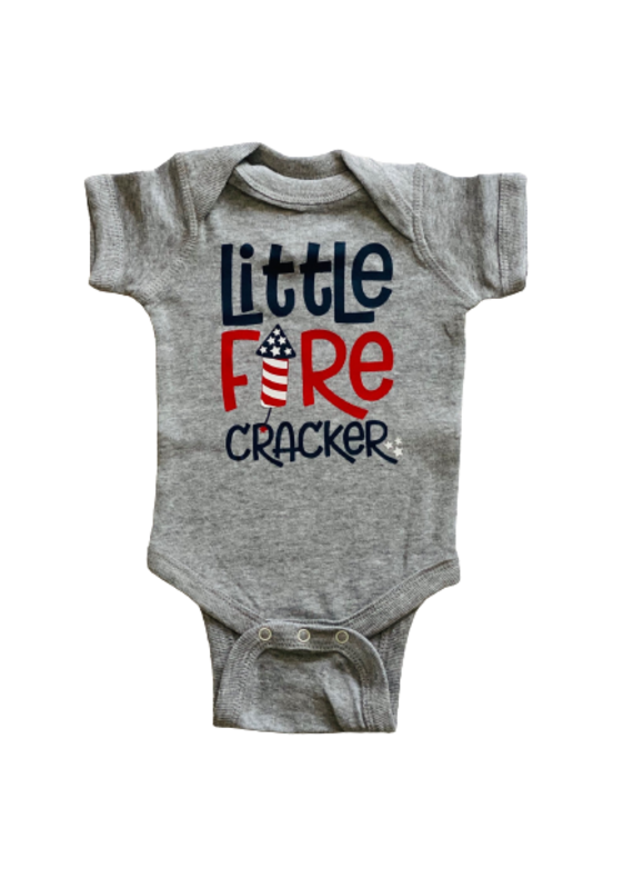 Little Firecracker Onesie