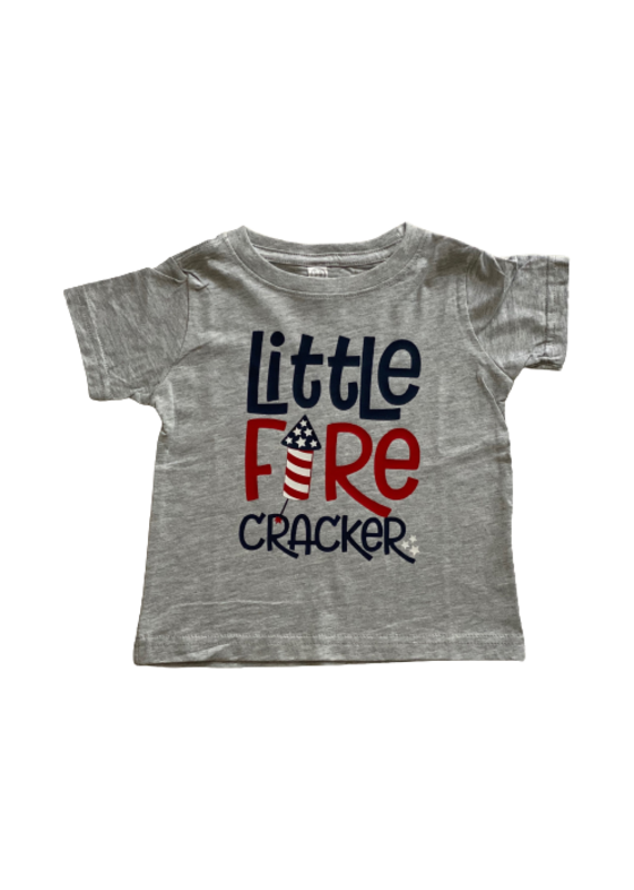 Little Firecracker Shirt
