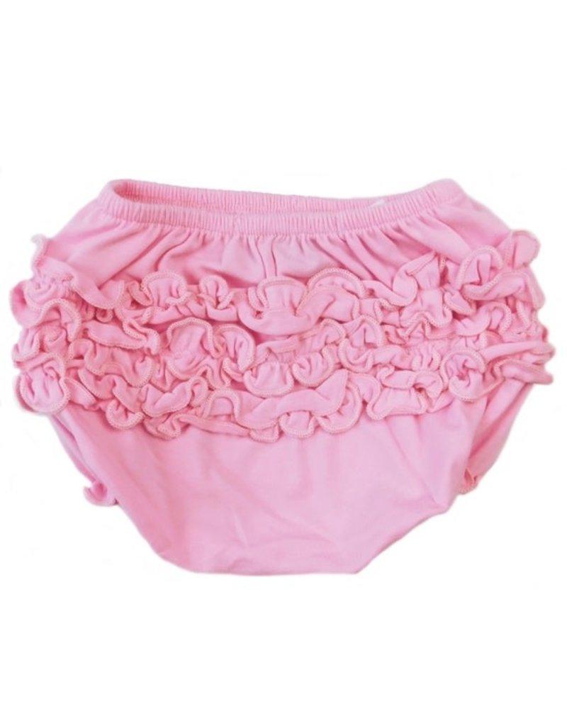 Light Pink Ruffled Butt Bloomer