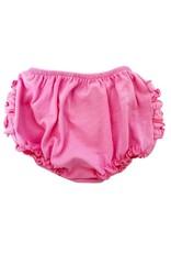 Medium Pink Ruffled Butt Bloomer