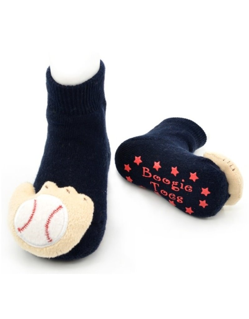 Liventi Baseball Rattle Socks 0-12m