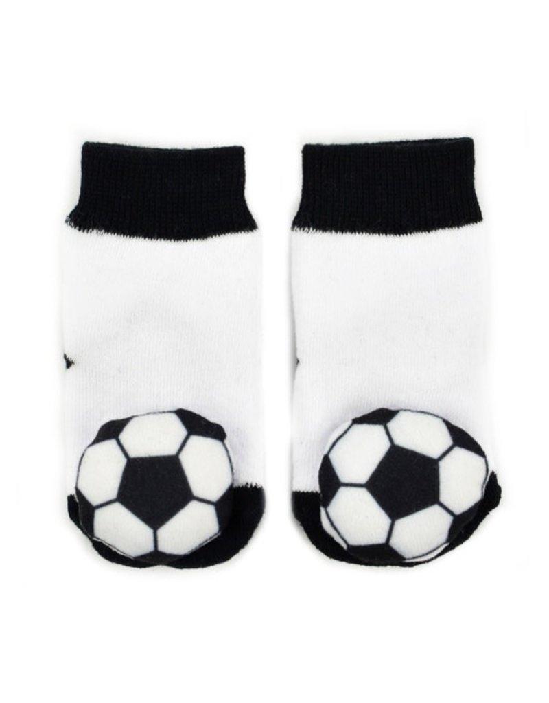 Liventi Soccer Rattle Socks 0-12m