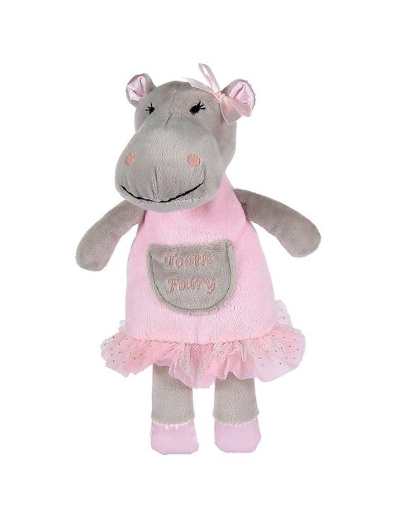 Tooth Fairy Pillow Hannah the Hippo