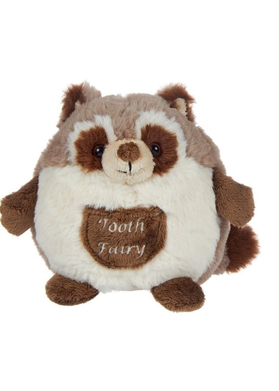 Tooth Fairy Pillow Rascal the Raccoon