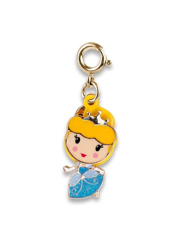 CHARM IT! Gold Swivel Cinderella Charm