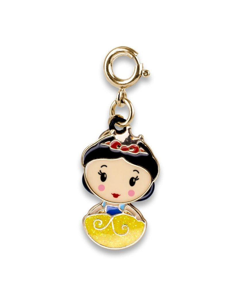 CHARM IT! Gold Swivel Snow White Charm