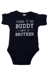 No Buddy Like a Brother Onesie Short Sleeve