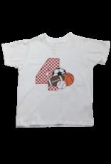Sports Birthday Short Sleeve Shirt