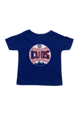 CUBS Baseball Skyline Blue Shirt