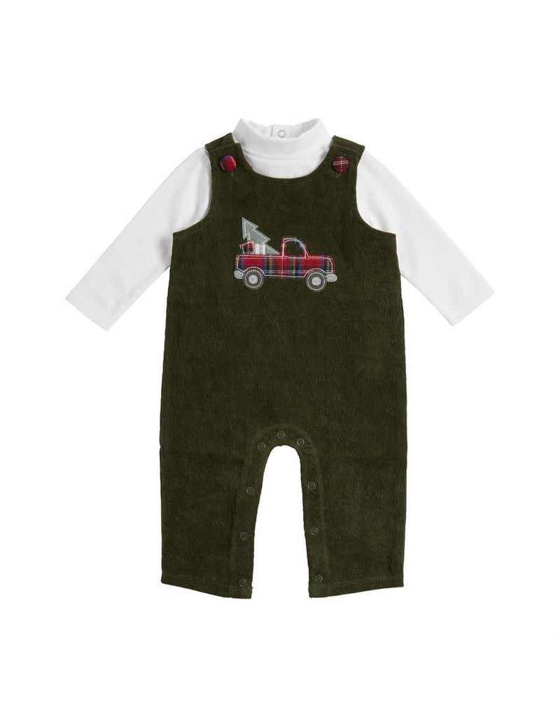 Truck Longall and Shirt Set