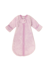 Itty Bitty Clothing Company Plush Sleep Sack Lilac