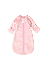 Itty Bitty Clothing Company Plush Sleep Sack Pink