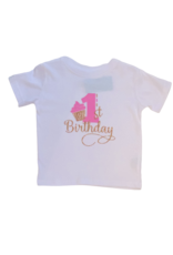 My Birthday Cupcake Short Sleeve
