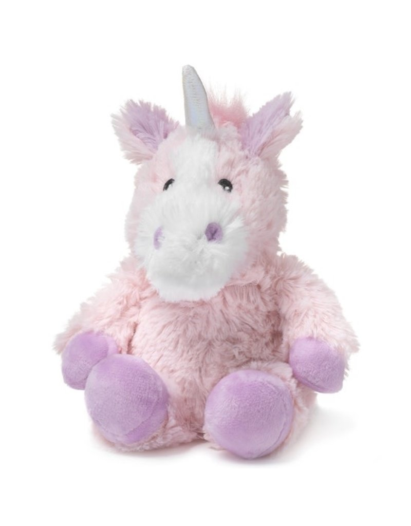 Warmies Unicorn Junior Warmies Pink