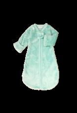 Itty Bitty Clothing Company Plush Sleep Sack Turquoise