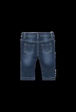 Dark Basic Jean Trousers