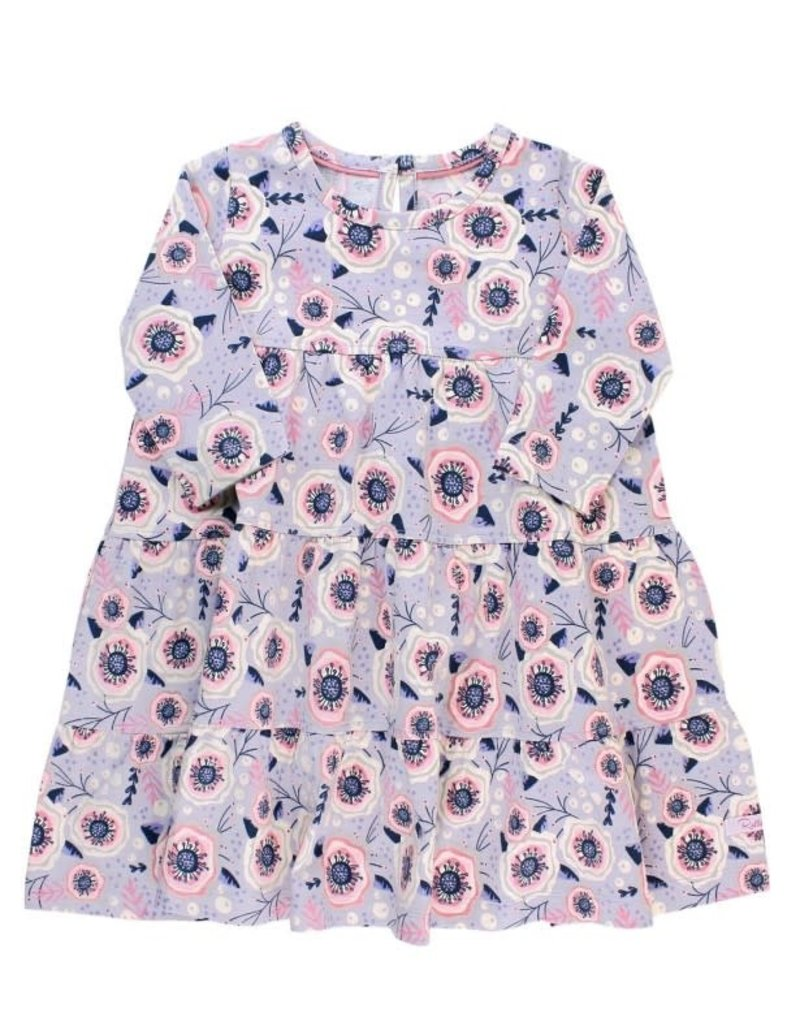 Off the Stem Tiered Dress Infant