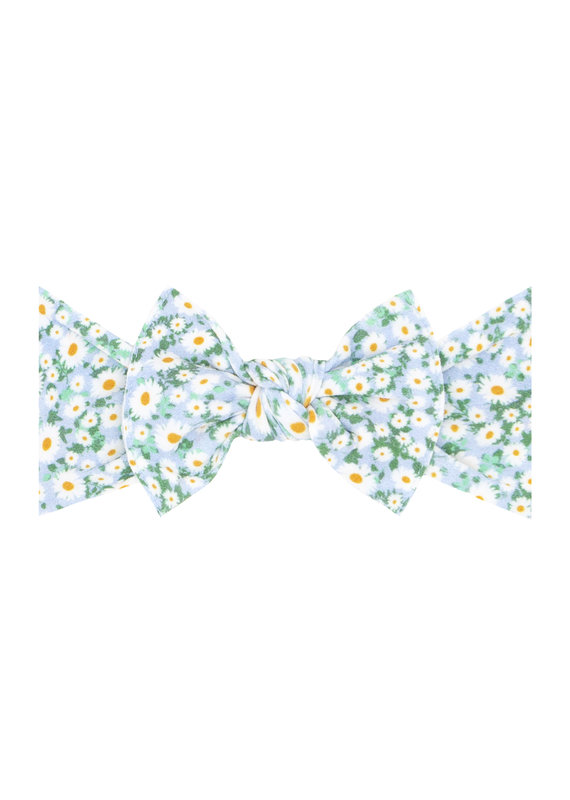 Printed Knot Dilly Daisy