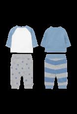 Light Blue Knit Set