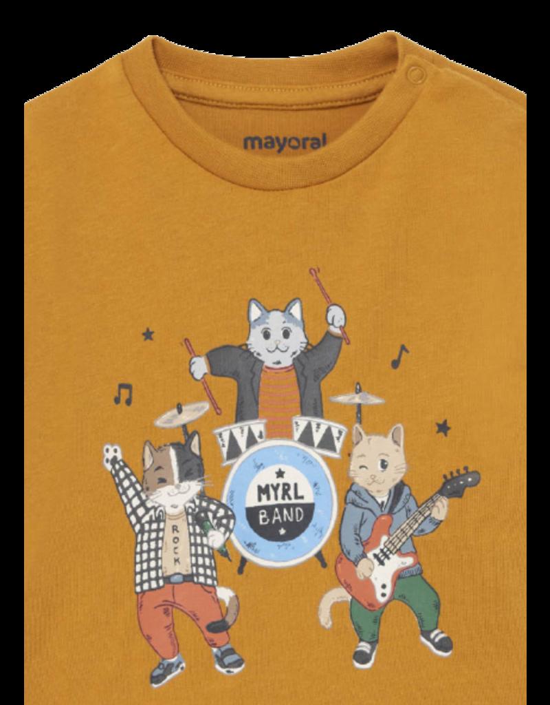 Ochre Mayoral Band Long Sleeve
