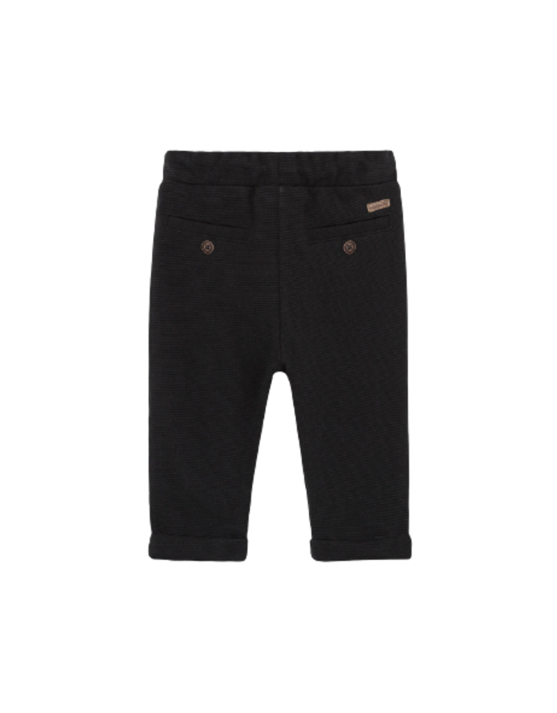 Charcoal Knit Pants