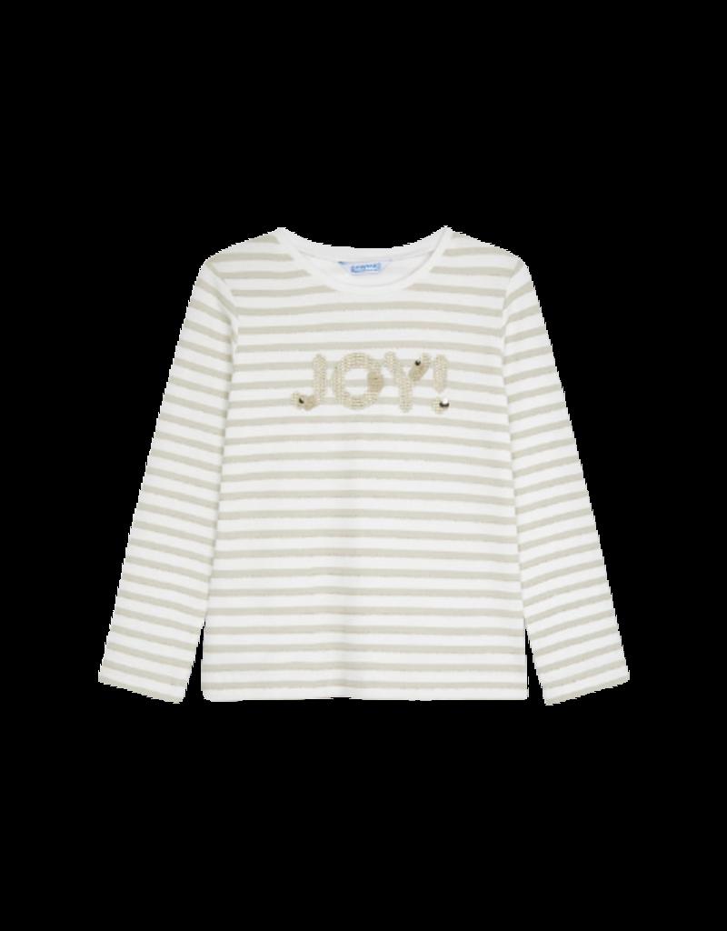 Almond Long Sleeve Shirt