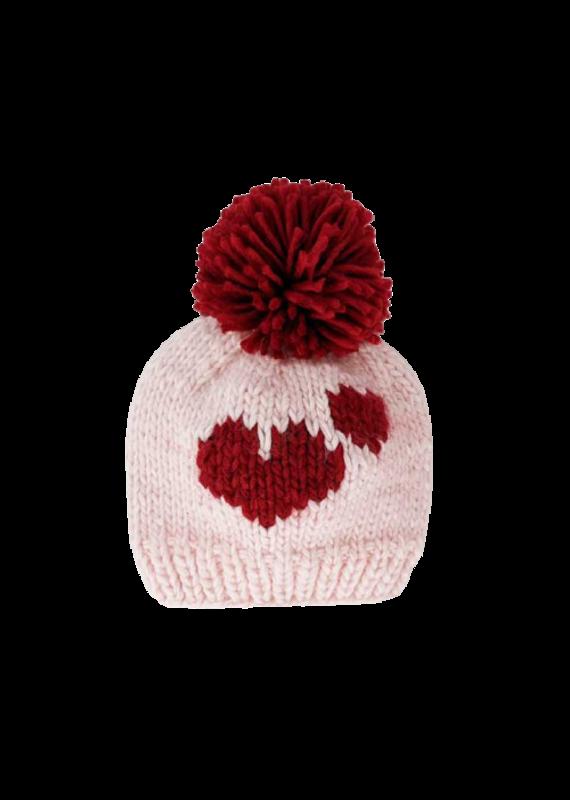 Sweetheart Knit Beanie Hat