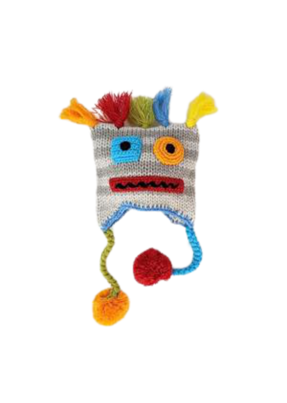 Robot Beanie Hat