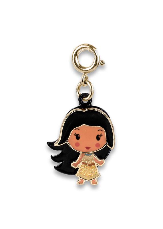 CHARM IT! Gold Swivel Pocahontas Charm