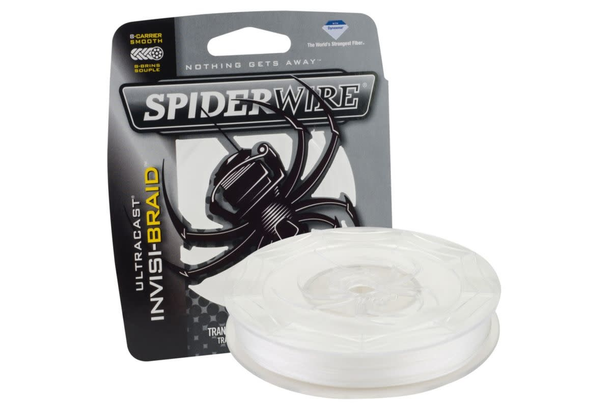 Spiderwire Spiderwire Ultracast Invisi-Braid
