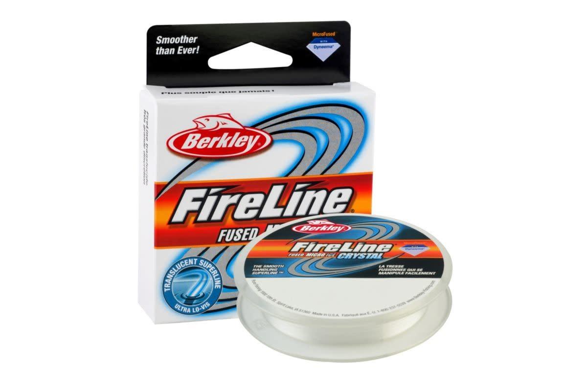 Berkley FireLine Micro Ice