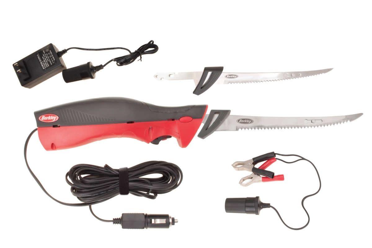 Berkley Deluxe Electric Fillet Knife