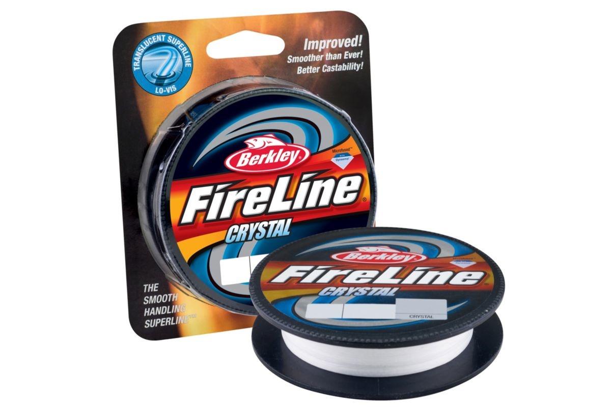 Berkley FireLine® Crystal