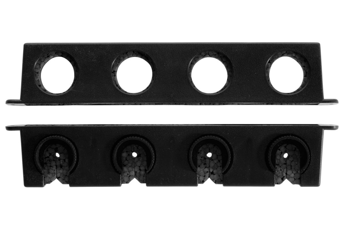 Berkley Twist Lock Horizontal Rod Rack