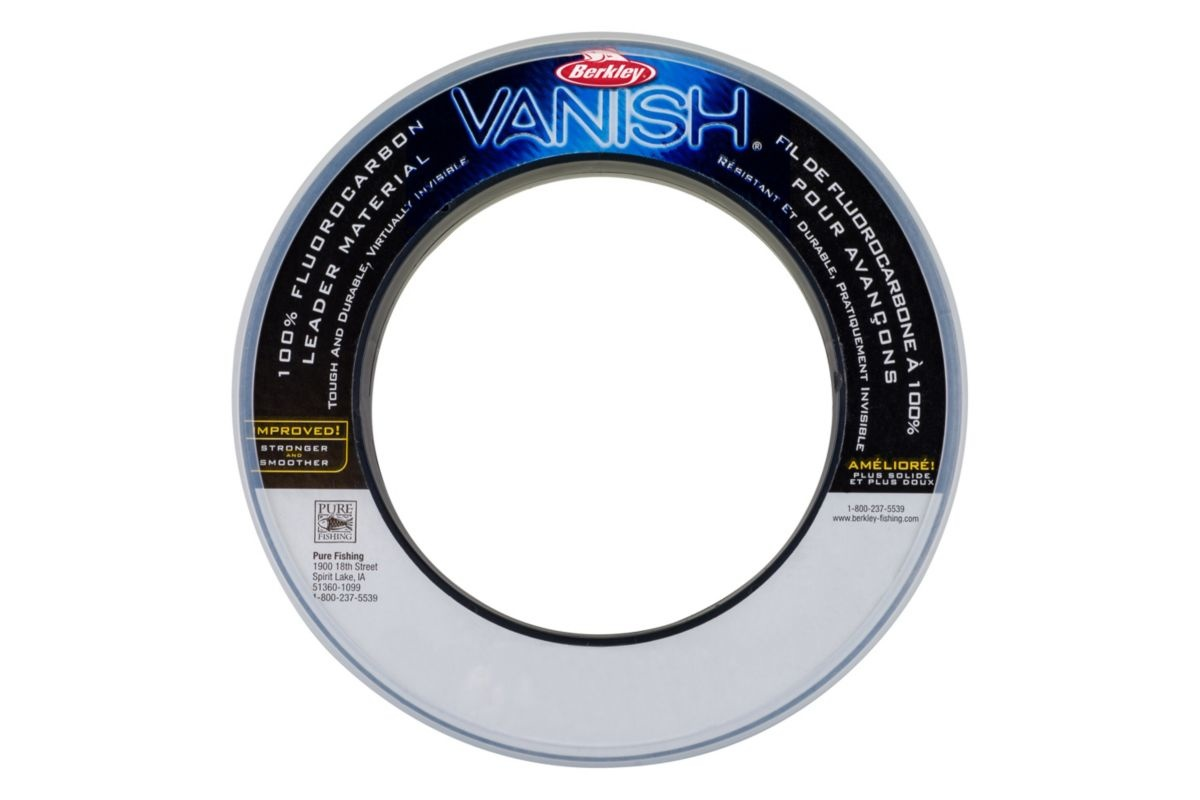 Berkley Vanish Leader Material Coil