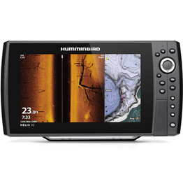 Humminbird HELIX 10 CHIRP MEGA SI+ GPS G3N