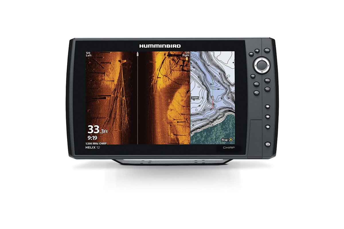 Humminbird HELIX 12 CHIRP MEGA SI+ GPS G3N