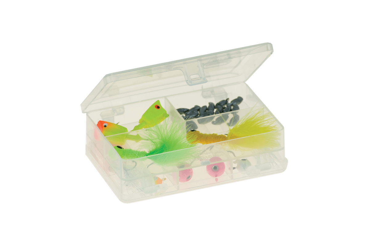 Plano Pocket Tackle Organizer Clear