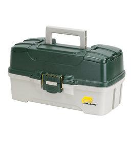 Plano Three-Tray Tackle Box - Green