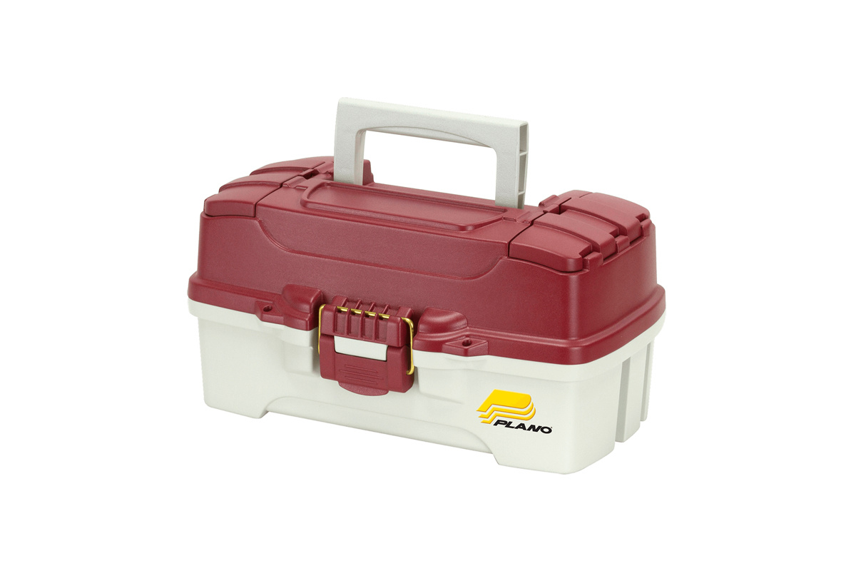 Plano One-Tray Tackle Box - Red