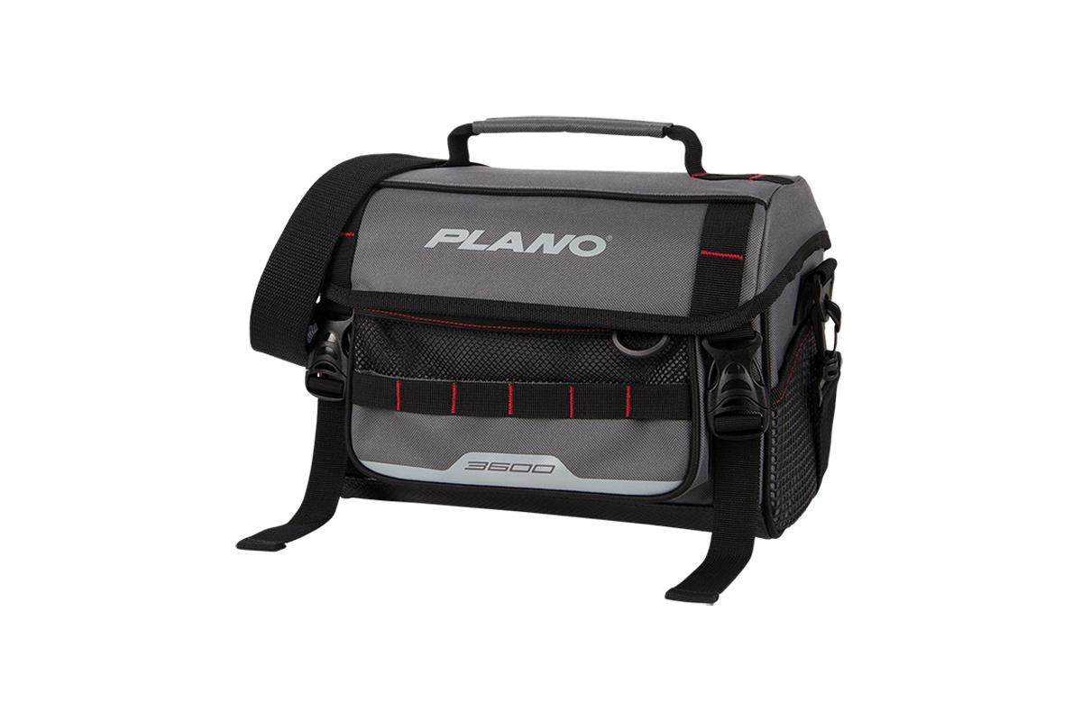 Plano Weekend Series Softsider™ Tackle Bag (3600) - Grey