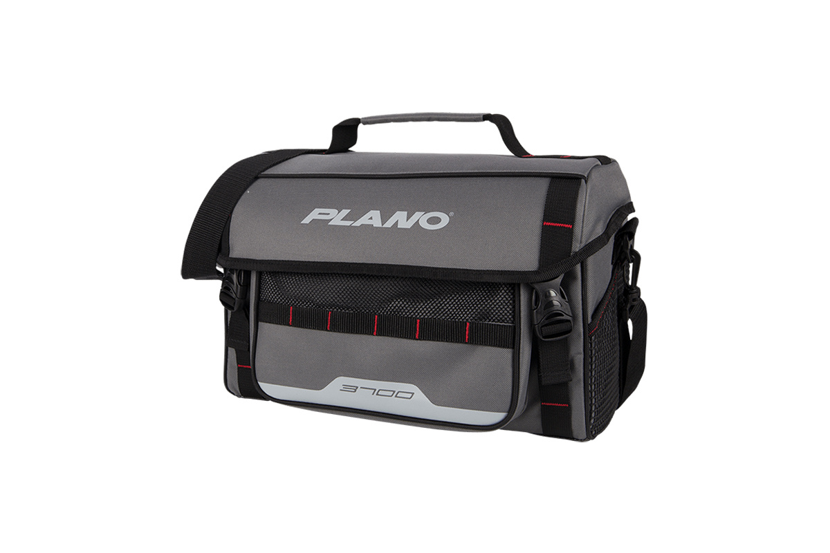 Plano Weekend Series Softsider™ Tackle Bag (3700) - Grey