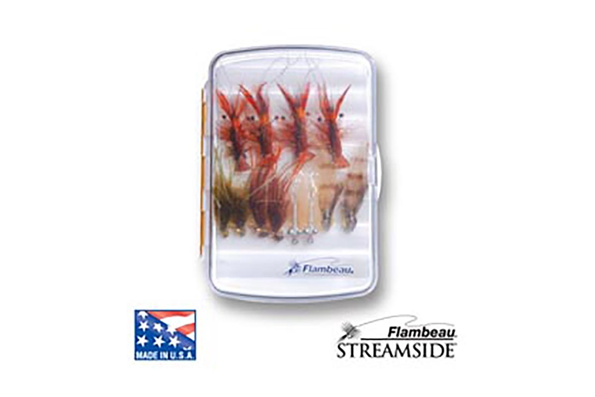 Flambeau Medium Streamside™ Fly Box - Ripple Foam