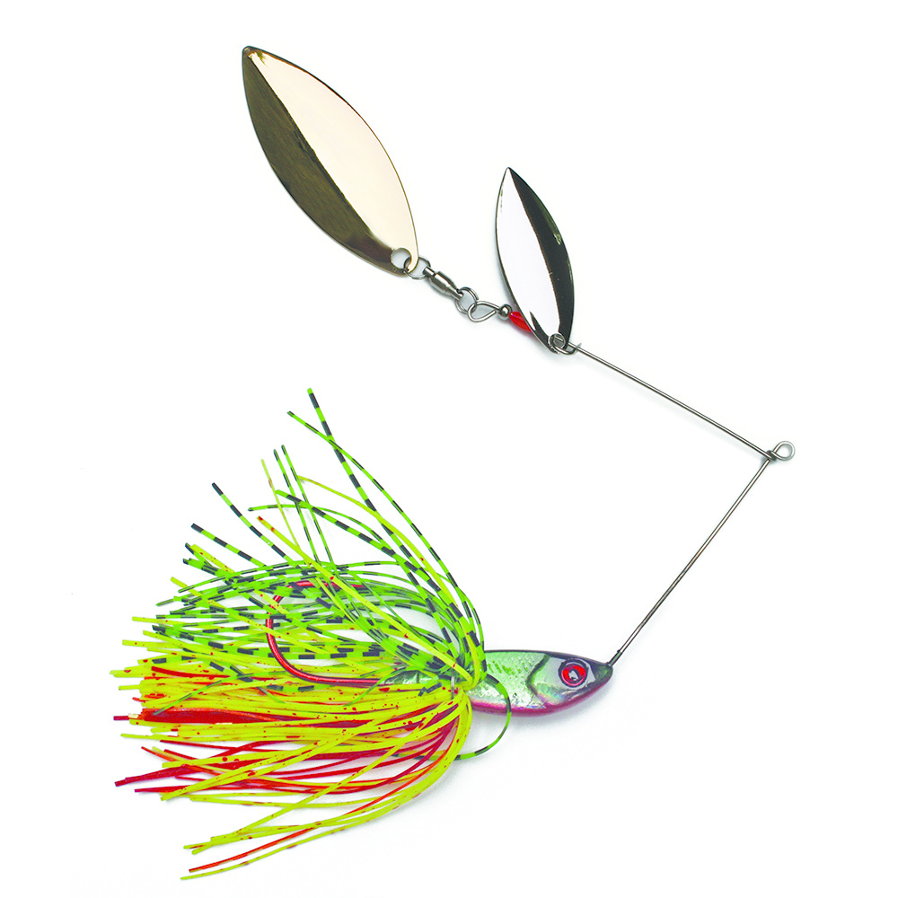 Lucky Strike Closed Loop Spinner Bait