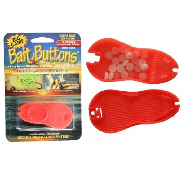 Bait Button Bait Buttons Big Game Dispenser