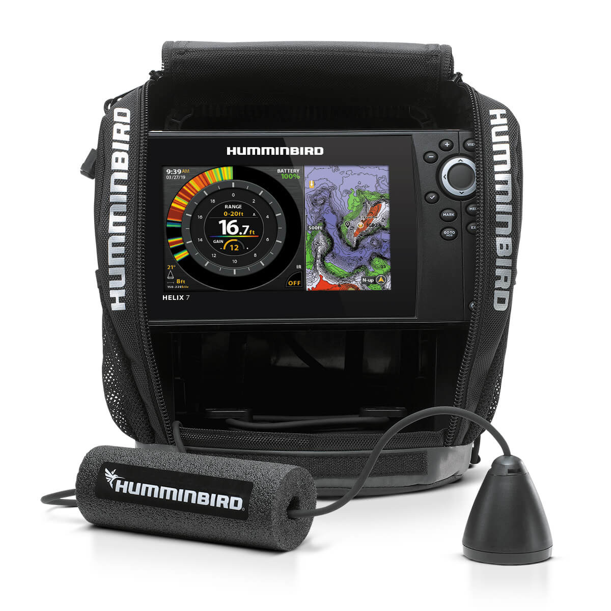 Humminbird Ice Helix 7 Chirp GPS G3