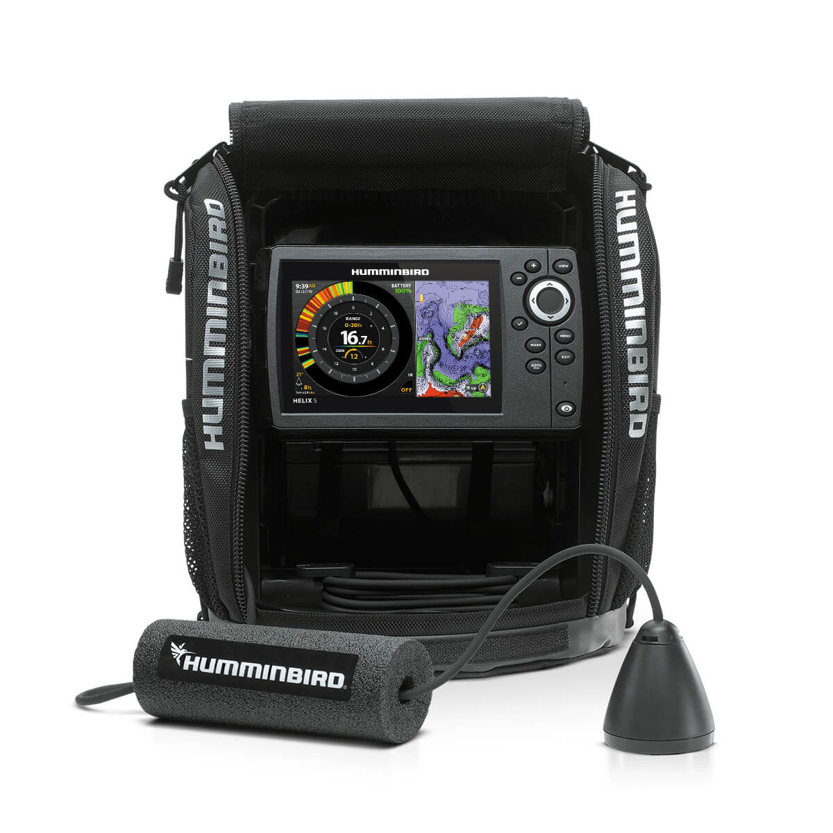Humminbird Ice Helix 5 Chirp GPS G2