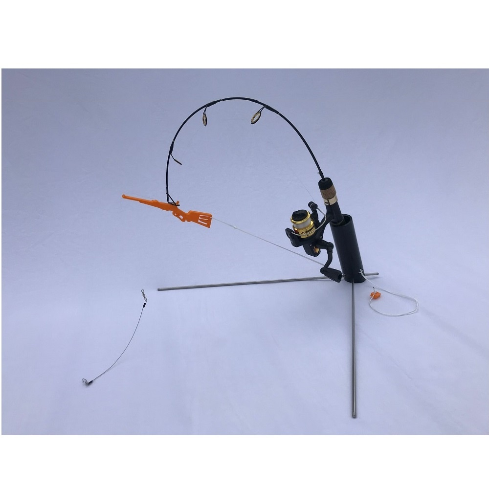 Catch-On Sure Shot Hooksetter & Rod Holder Combo