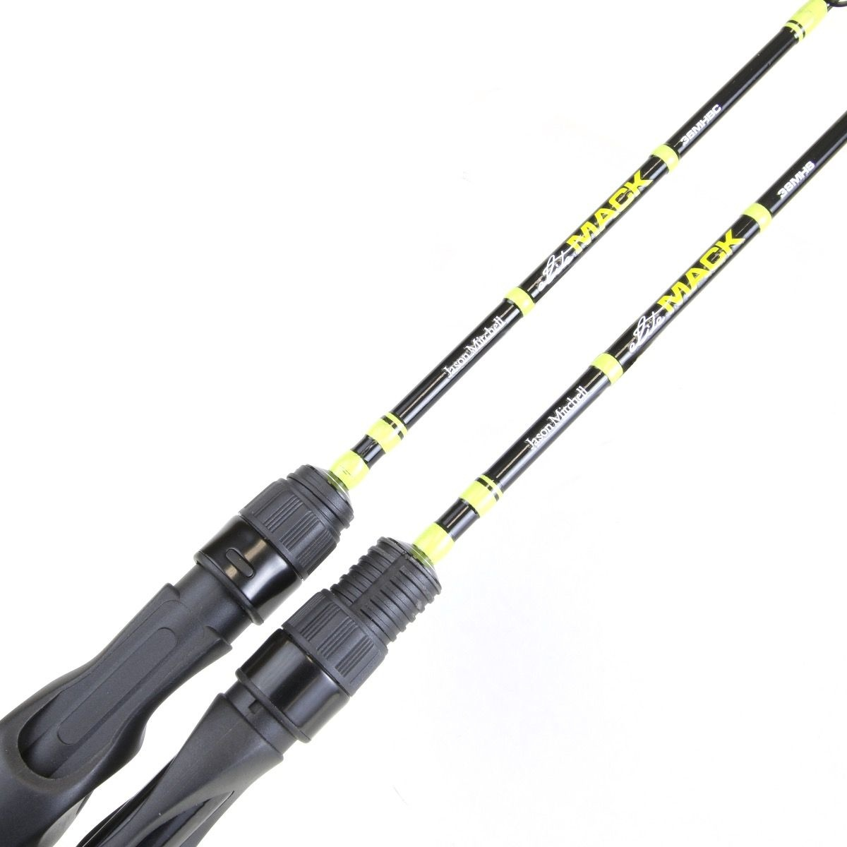Clam Jason Mitchell Mack Spinning Rods