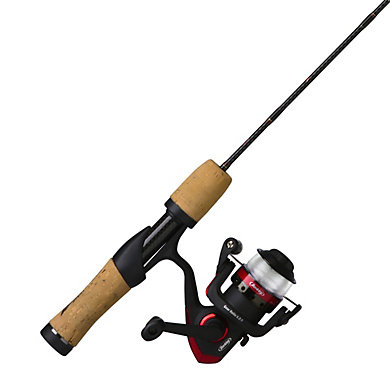 Berkley Lightining Rod Ice Combo